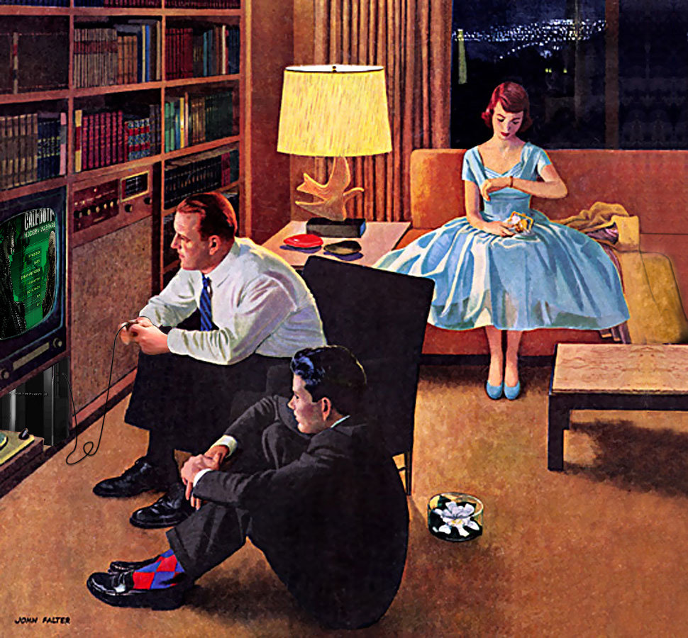 50s Playstation
