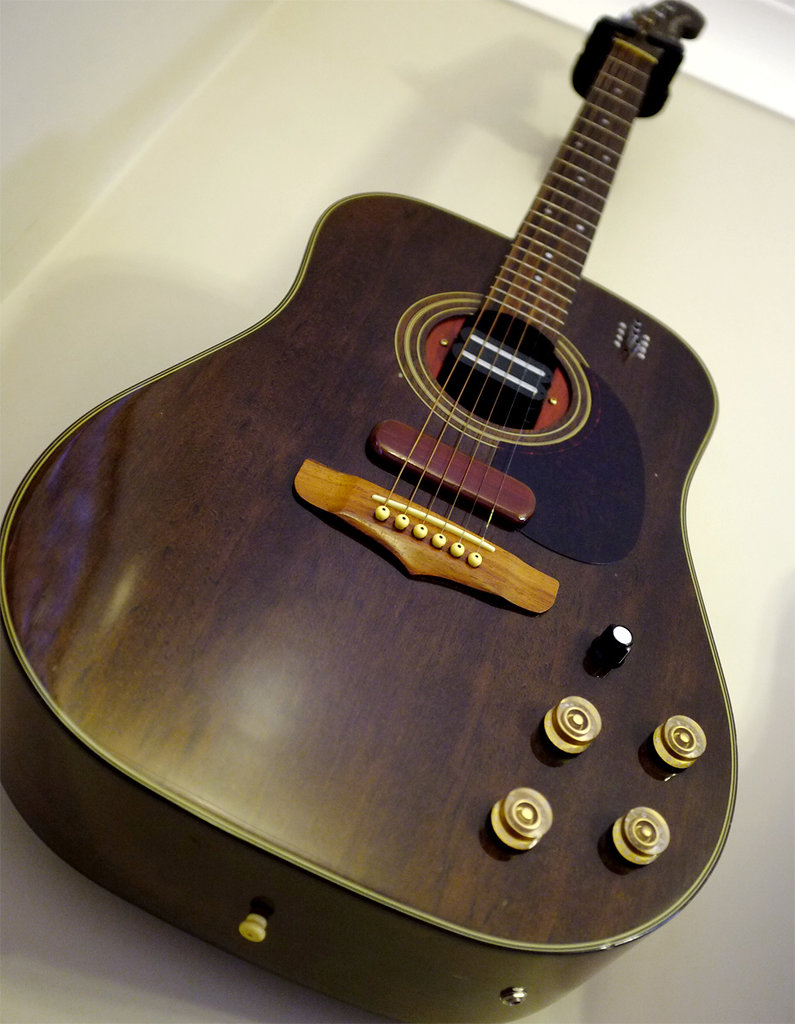 Fender Electric-Acoustic
